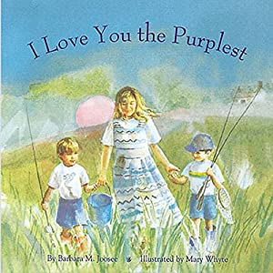 I Love You the Purplest Audiobook