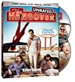 The Hangover - Unrated [DVD] [2009] [Region 1] [US Import] [NTSC]