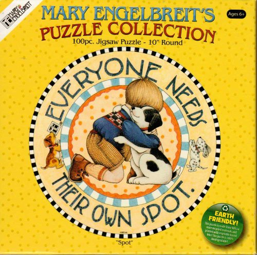 "Mary Engelbreit Puzzle Collection - ""Everyone Needs Their Own Spot"" - 1"