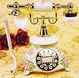 お姫様みたい♪薔薇の電話機324A