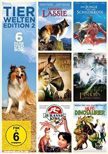 Tierwelten Edition 2 [2 DVDs]