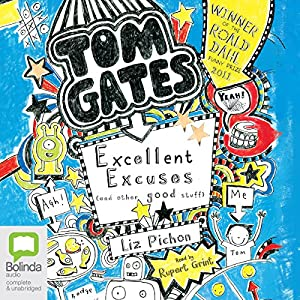Excellent Excuses (and Other Good Stuff) Audiobook