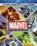 Image de Marvel Animated Features: 8-Film Complete Collection [Blu-ray]