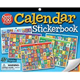 Eureka Jumbo Calendar Sticker Book