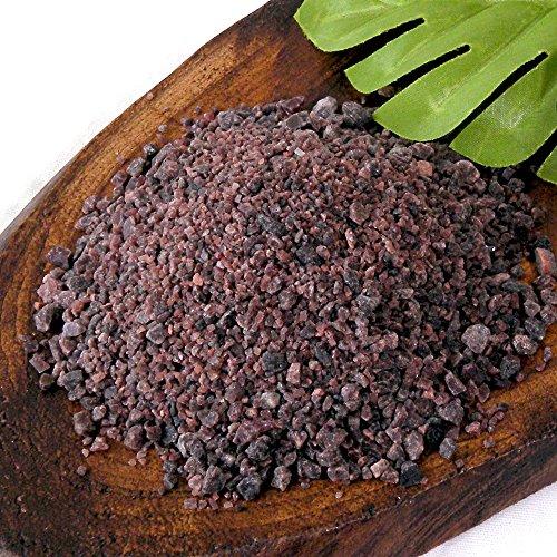 ヒマラヤ岩塩 バスソルト ブラックソルト 小粒タイプ お試し1kg