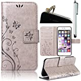 Sunroyal® Huawei Ascend G8 3 in 1 Wallet PU Leather