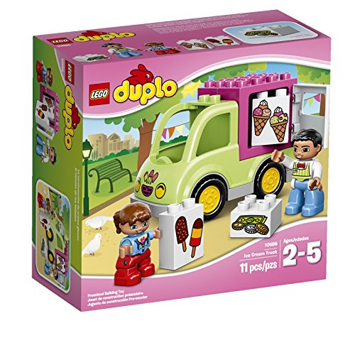 LEGO DUPLO Ice Cream Truck 10586 (Duplos Ice Cream compare prices)