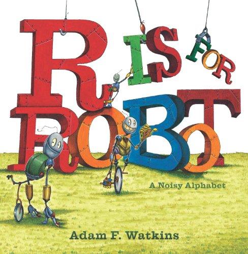 R Is for Robot: A Noisy Alphabet PDF