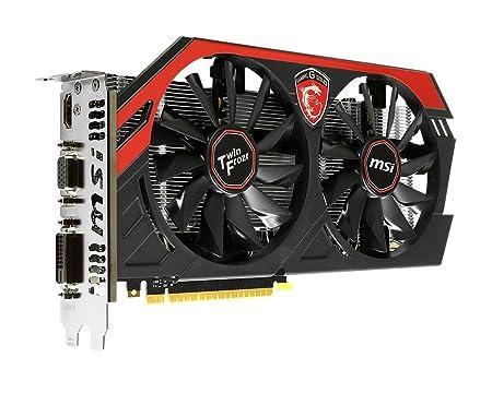 V310-003R - MSI NVIDIA GEFORCE GTX 750 TI, 2GB DDR5, DIRECTX 11, OPENGL 4.4, 1 X VGA, 1 X DVI, 1 X HDMI 1.4A