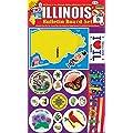 Gallopade Publishing Group Illinois Bulletin Board Set (9780635011039)