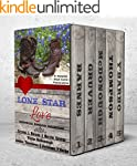 Lone Star Love: Five Historical Roman...