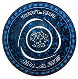 Taylor Blaze Premier Grip Bowls blue/blue Heavy Size 0