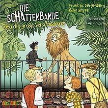 Die Schattenbande und die große Verschwörung (       gekürzt) von Frank M. Reifenberg, Gina Mayer Gesprochen von: Katja Brügger