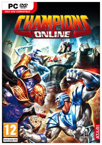 Champions Online  (PC)