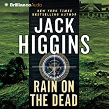 Rain on the Dead: Sean Dillon, Book 21 (       ABRIDGED) by Jack Higgins Narrated by Michael Page