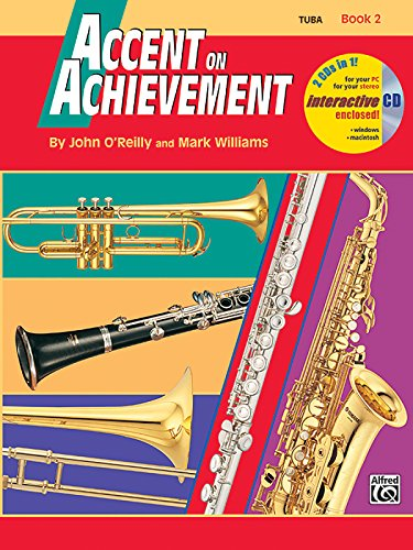 Accent on Achievement, Bk 2: Tuba, Book & CD