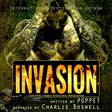 Invasion Audiobook by  Poppet Narrated by Charlie Boswell