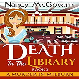 Death in the Library Audiobook