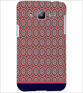 PrintDhaba Pattern D-1732 Back Case Cover for SAMSUNG GALAXY J2 (Multi-Coloured)