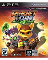 Ratchet & Clank : All 4 one [import anglais]
