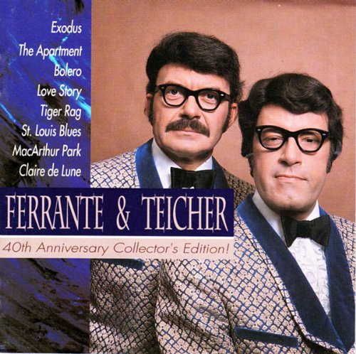 Ferrante & Teicher, 40th Anniversary Collector's Edition cover
