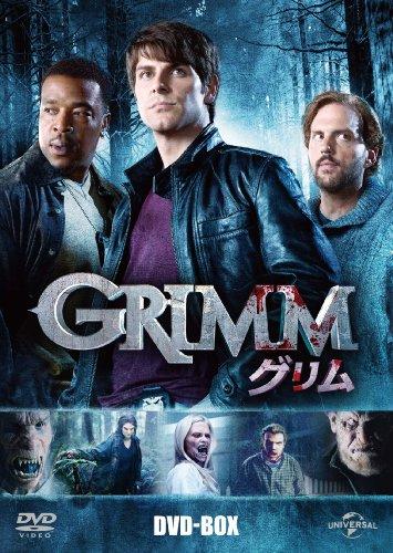 GRIMM/グリム DVD-BOX