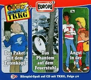 Die 02.Tkkg-Box/3er Box Folge 4-6