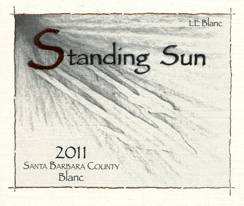 2012 Standing Sun Wines Le Blanc White Blend 750 Ml
