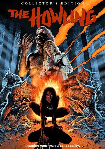 DVD : The Howling (, Widescreen)