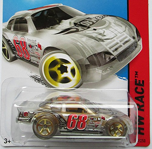 2014 Hot Wheels Hw Race 177/250 - Stockar - Treasure Hunt