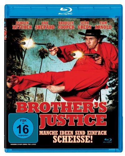 Brother's Justice - Manche Ideen sind einfach scheiße! [Blu-ray]
