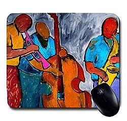Awwsme A Wonderful Music Painting Mousepad