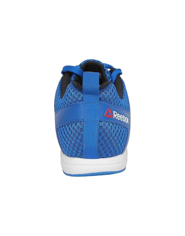 reebok running shoes blue