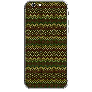 Skin4gadgets KNITTED Pattern 5 Phone Skin for IPHONE 6