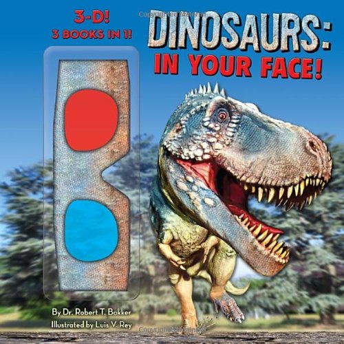 Dinosaurs: In Your Face! front-896089