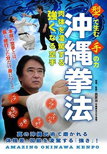 型で生む手の力 沖縄拳法 肉体を凌駕する強くなる空手 [DVD]