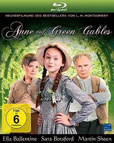 Anne auf Green Gables [Blu-ray]