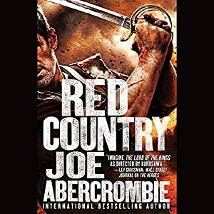 Red Country Audiobook