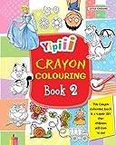 Yipiii Crayon Colouring Book 2