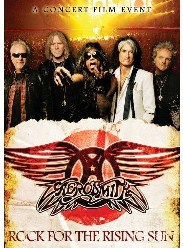 Blu-ray : Aerosmith - Rock for the Rising Sun (Japan - Import)