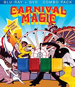 Carnival Magic [Blu-ray + DVD Combo Pack]