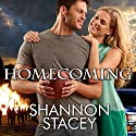 Homecoming: Boys of Fall, Book 3 Audiobook by Shannon Stacey Narrated by Chandra Skyye