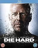 Die Hard Quadrilogy Bonus Disc [Reino Unido] [Blu-ray]