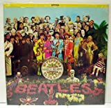 Sgt Peppers Lonely Hearts Club Band LP (Vinyl Album) US Capitol 1967