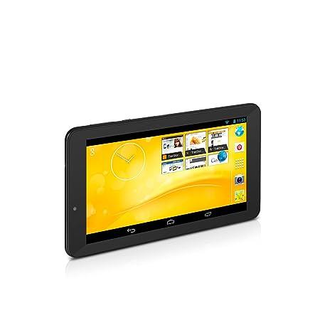 """TrekStor SurfTab xiron 3G Tablette tactile 7"""" (17,78 cm) ARM Cortex A7 Quad Core 1,2 GHz 4 Go Android Wi-Fi Noir"""