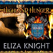 Highland Hunger: Highland Wars Series # 1 | [Eliza Knight]