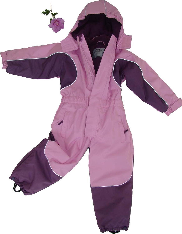 MAYLYNN Kuscheliger Schneeanzug Skianzug rosa atmungsaktiv und wasserdicht 5000mm günstig kaufen