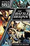 img - for The Battle Begins: The Story of Creation (The Action Bible Graphic Novels) book / textbook / text book