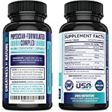 Natural Brain Function Support for Memory, Focus & Clarity - Mental Performance Nootropic - Physician-Formulated To Provide Optimum Blend Of DMAE, Rhodiola Rosea Extract, Bacopa Monnieri & More