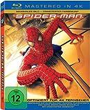 Spider-Man (4K Mastered) [Blu-ray]